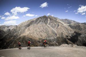 History of a climb